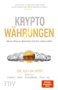 Kryptowährungen Buch-Cover