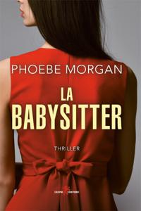 La babysitter Libro Cover