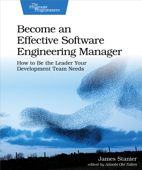 Become an Effective Software Engineering Manager Book Cover