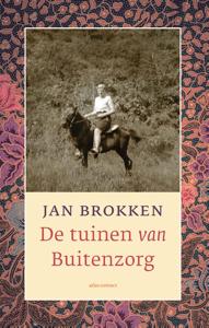 De tuinen van Buitenzorg Boekomslag