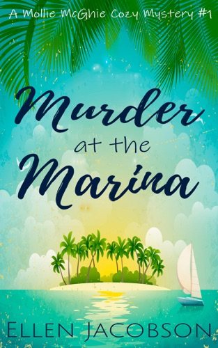 Murder at the Marina Book