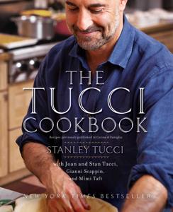 The Tucci Cookbook Book Cover