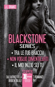 Blackstone Series Book Cover