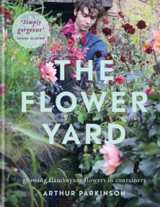 The Flower Yard Book Cover