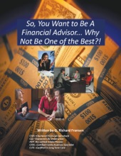 So, You Want To Be A Financial Advisor...