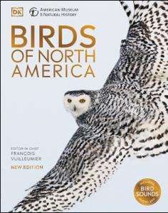 AMNH Birds of North America Book Cover