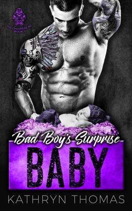 Bad Boy's Surprise Baby image