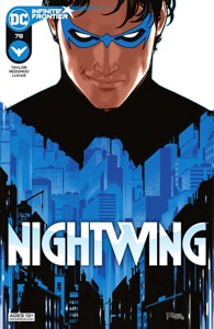 Nightwing (2016-) #78 Book Cover