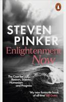 Steven Pinker - Enlightenment Now artwork