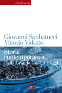 Storia contemporanea Book Cover