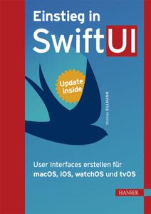 Einstieg in SwiftUI Buch-Cover