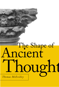 The Shape of Ancient Thought Book Cover