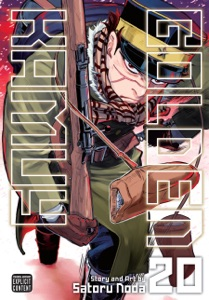 Golden Kamuy, Vol. 20 Book Cover