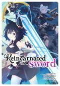 Reincarnated as a Sword (Light Novel) Vol. 8 Book Cover