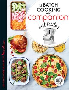 Le batch cooking avec Companion c'est facile ! Couverture de livre