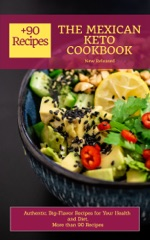 THE MEXICAN KETO COOKBOOK -01.10.2020 New Released
