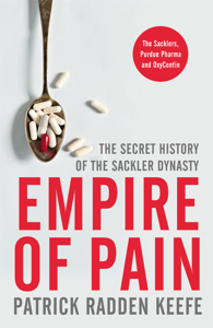 Empire of Pain Buch-Cover