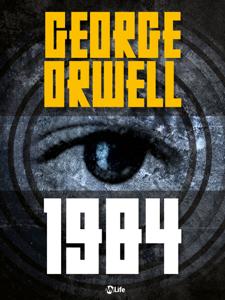 1984 Libro Cover