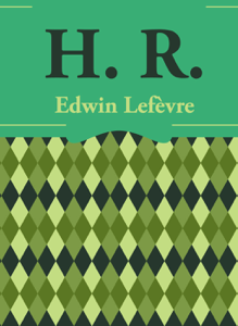 H. R. Buch-Cover
