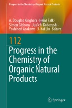 Progress In The Chemistry Of Organic Natural Products 112