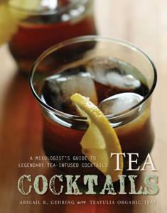 Tea Cocktails Book Cover
