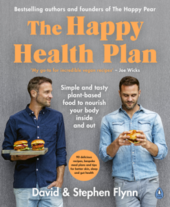 The Happy Health Plan Book Cover