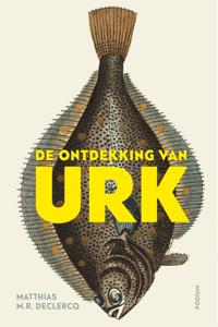 De ontdekking van Urk Boekomslag