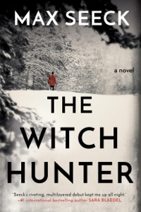 The Witch Hunter Book Cover