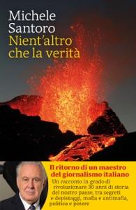 Nient'altro che la verità da Michele Santoro Copertina del libro