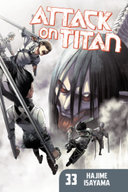 Attack on Titan volume 33