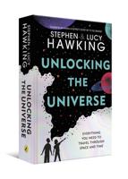Stephen Hawking & Lucy Hawking - Unlocking the Universe artwork
