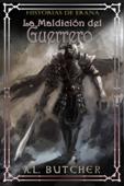 Historias de Erana: la maldición del guerrero. Book Cover
