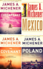 James A. Michener - Chesapeake, The Covenant, Mexico, Poland Collection James A. Michener 4 Book Set. artwork