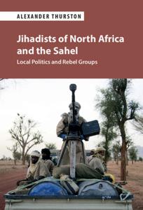 Jihadists of North Africa and the Sahel Copertina del libro
