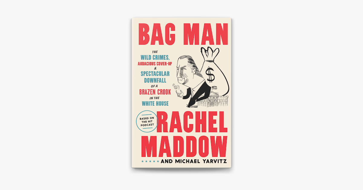Bag Man On Apple Books