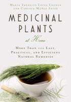 Maria Tránsito López Luengo & Carlota Máñez - Medicinal Plants at Home artwork