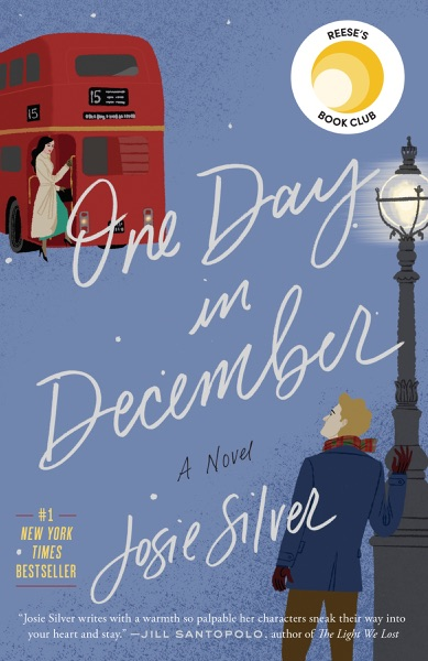 One Day in December - Josie Silver book cover