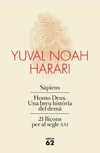 Obra completa (Pack que inclou Sàpiens, Homo Deus i 21 lliçons per al segle XXI)