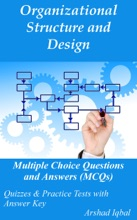Organizational Structure and Design Multiple Choice Questions and Answers (MCQs): Quizzes & Practice Tests with Answer Key (Organizational Structure Worksheets & Quick Study Guide)