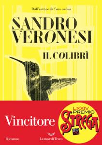 Il colibrì Copertina del libro
