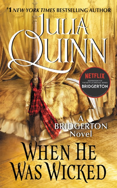 When He Was Wicked - Julia Quinn book cover