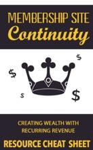 Membership Site Continuity GOLD