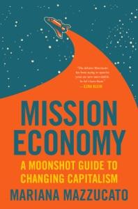 Mission Economy Book Cover