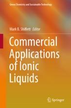 Commercial Applications Of Ionic Liquids