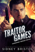 Traitor Games Book Cover