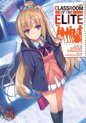 Classroom of the Elite (Light Novel) Vol. 7.5