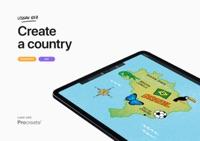Lesson idea: Create a country