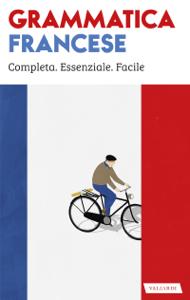 Grammatica francese Copertina del libro