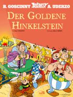 René Goscinny & Albert Uderzo - Asterix - Der Goldene Hinkelstein artwork