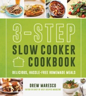Download and Read Online 3-Step Slow Cooker Cookbook